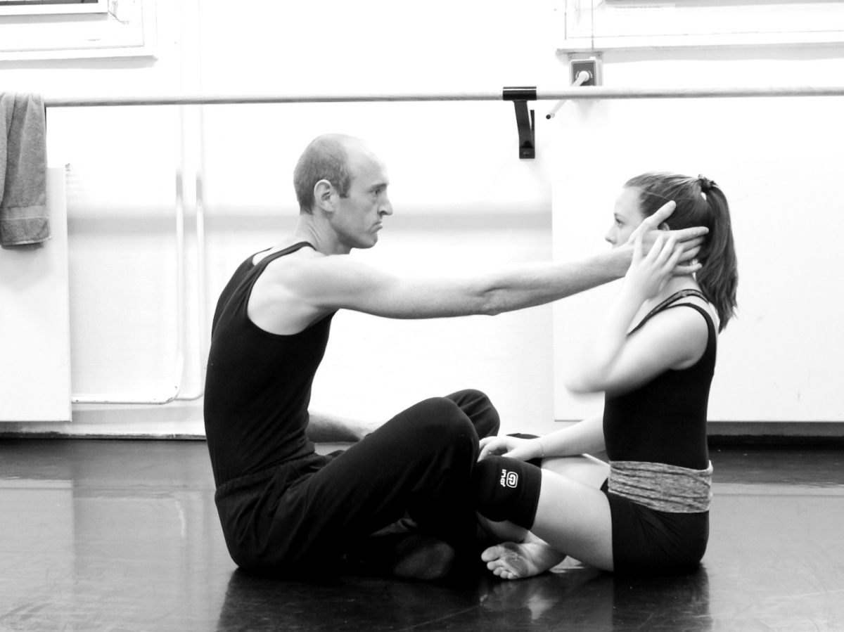 Many weeks of building trust created some beautifulduets!